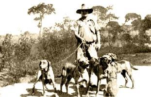 Vernon Brisley und seine VIKING´s