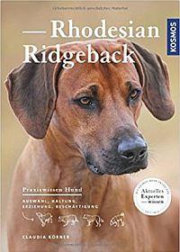 Rhodesian Ridgeback Buch Empfehlung